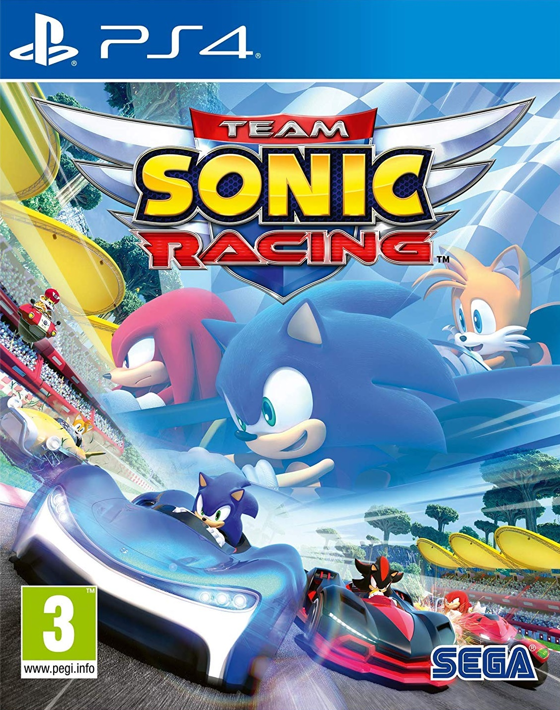 Team Sonic Racing - PS4