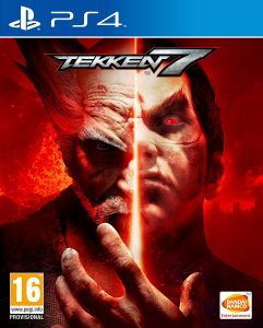 Tekken 7 released and took the top