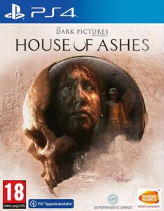The Dark Pictures Anthology House of Ashes - PS4