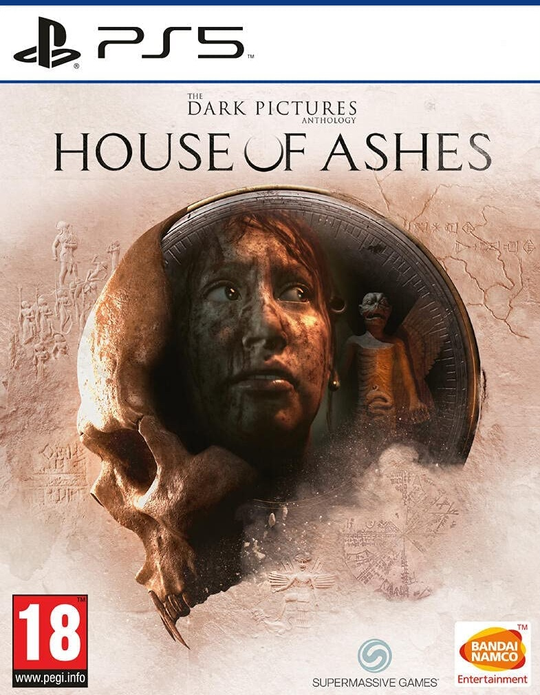 The Dark Pictures Anthology House of Ashes - PS5