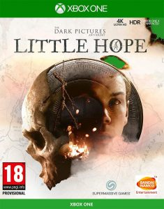 The Dark Pictures Anthology Little Hope - Xbox One