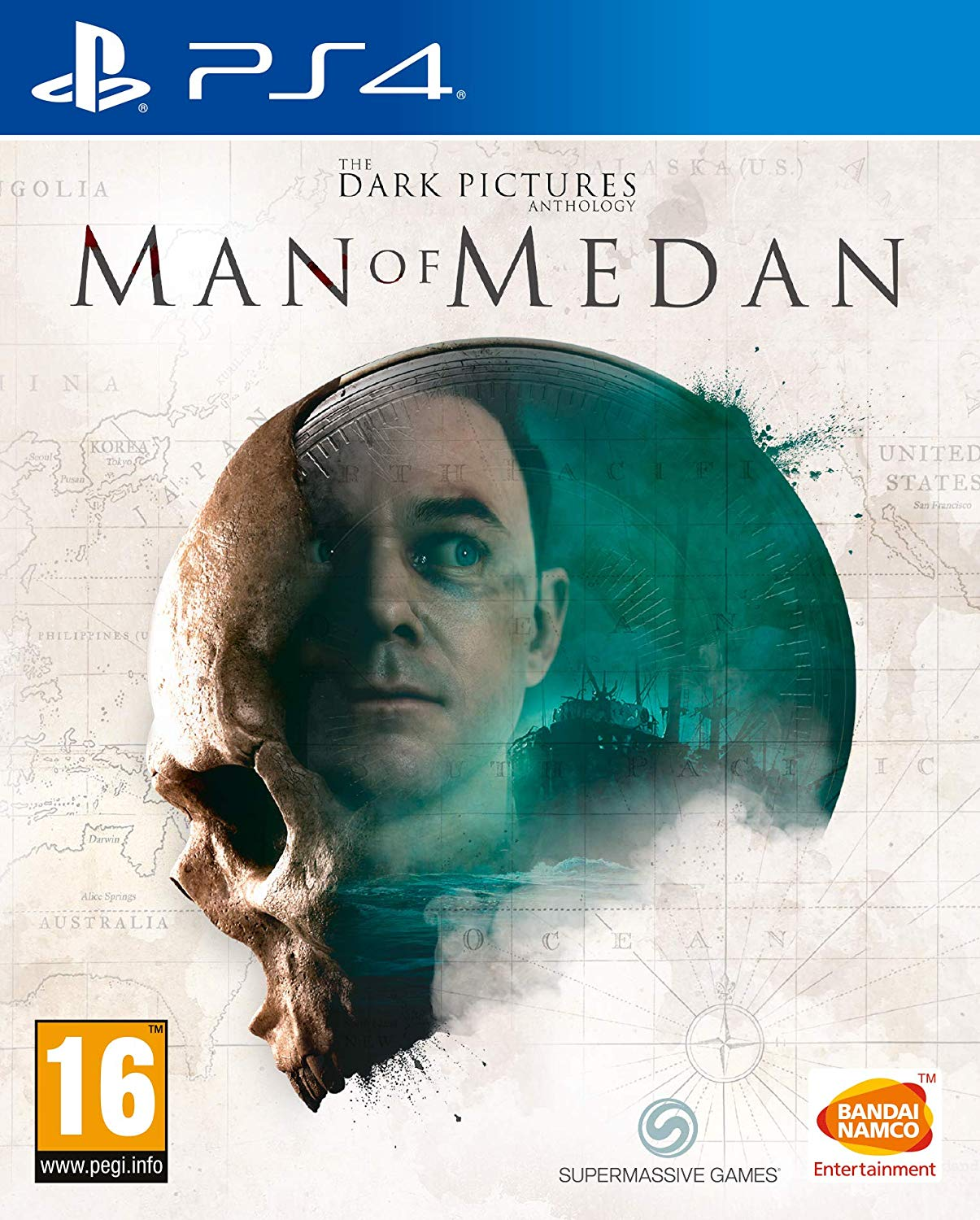 The Dark Pictures Anthology - Man of Medan - PS4