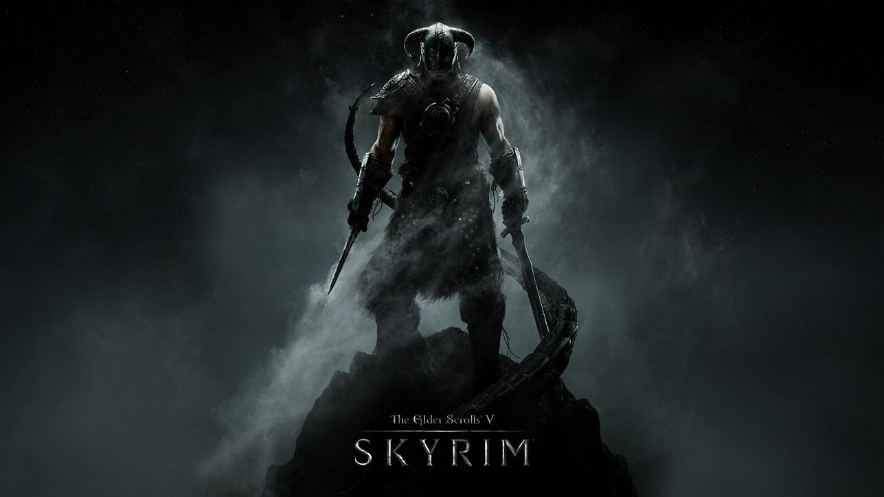 The Elder Scroll Skyrim