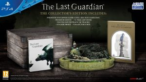 The Last Guardian - Collectors