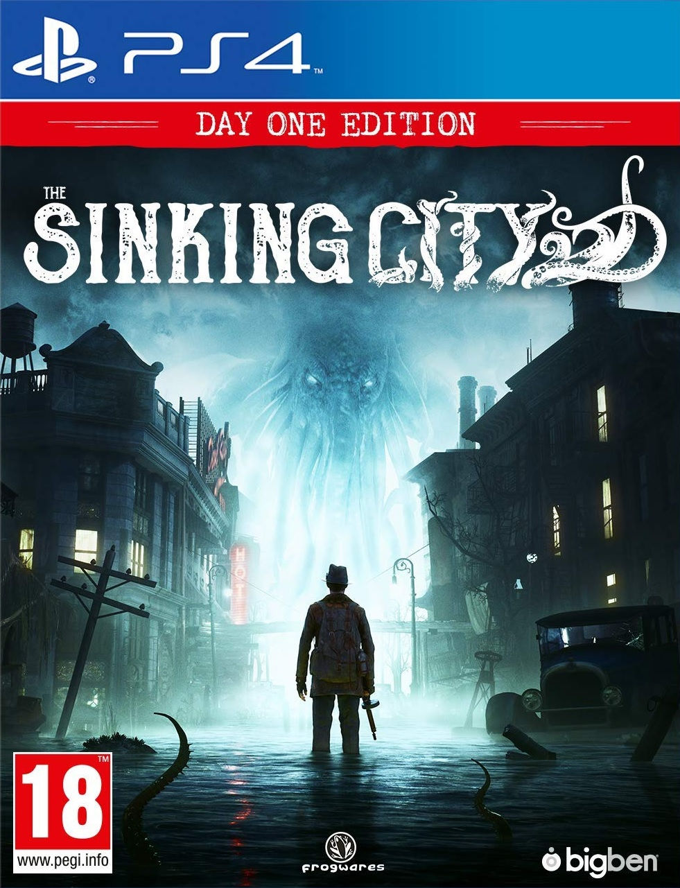 The Sinking City - Day One - PS4