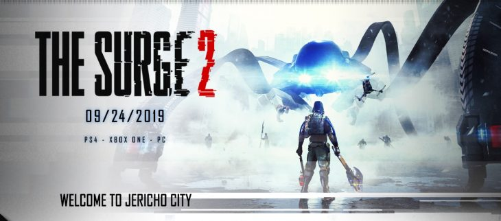 The Surge 2 - Reveal