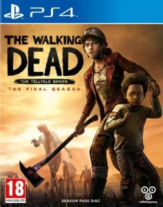 The Walking Dead: Final Season, Episode 3 launch