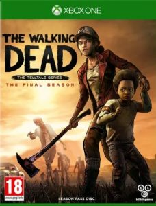 The Walking Dead Final Season - Reveal - Xbox One