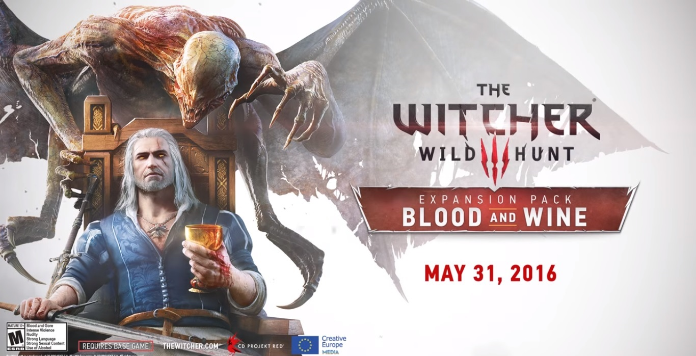 The Witcher Expansion Pack - Bllod and Wine