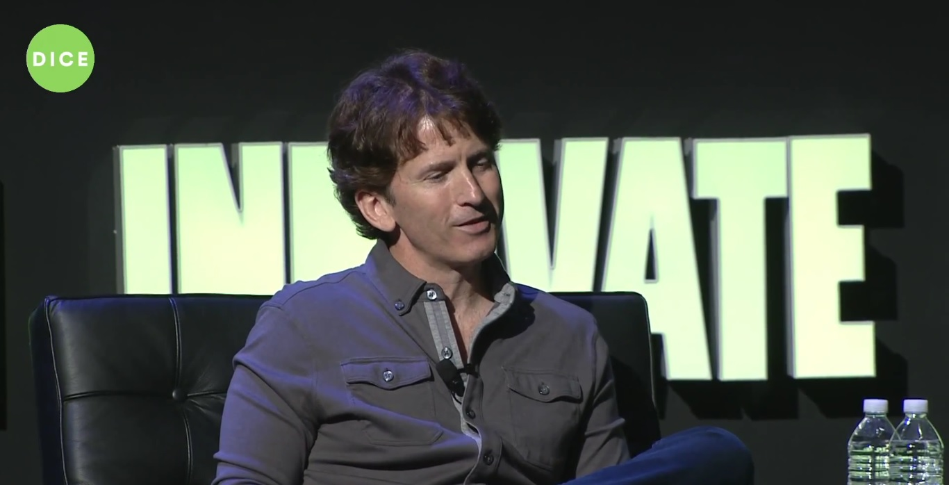 Todd Howard - DICE 2016 Interview