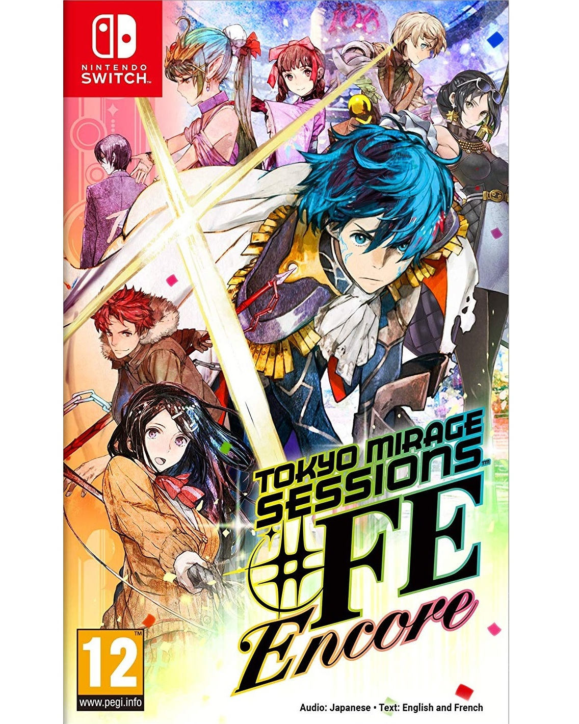 Tokyo Mirage Session #FE Encore - Switch