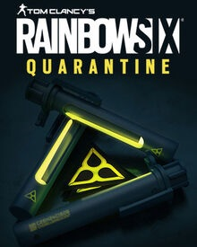 Rainbow Six Quarantine to launch before April 2020