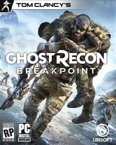 Ghost Recon Breakpoint to sell on Epic Store not Steam