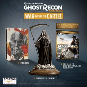 Tom Clancy's Ghost Recon Wildlands Cartel Bundle