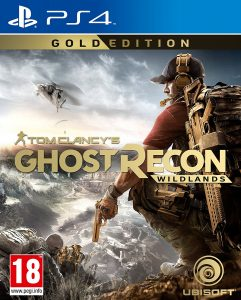 Tom Clancy's Ghost Recon Wildlands - Gold - PS4