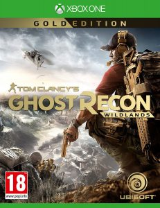 Tom Clancy's Ghost Recon Wildlands - Gold - Xbox One