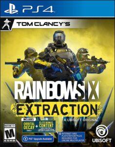 Tom Clancy's Rainbow Six Extraction - PS4