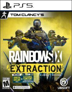 Tom Clancy's Rainbow Six Extraction - PS5