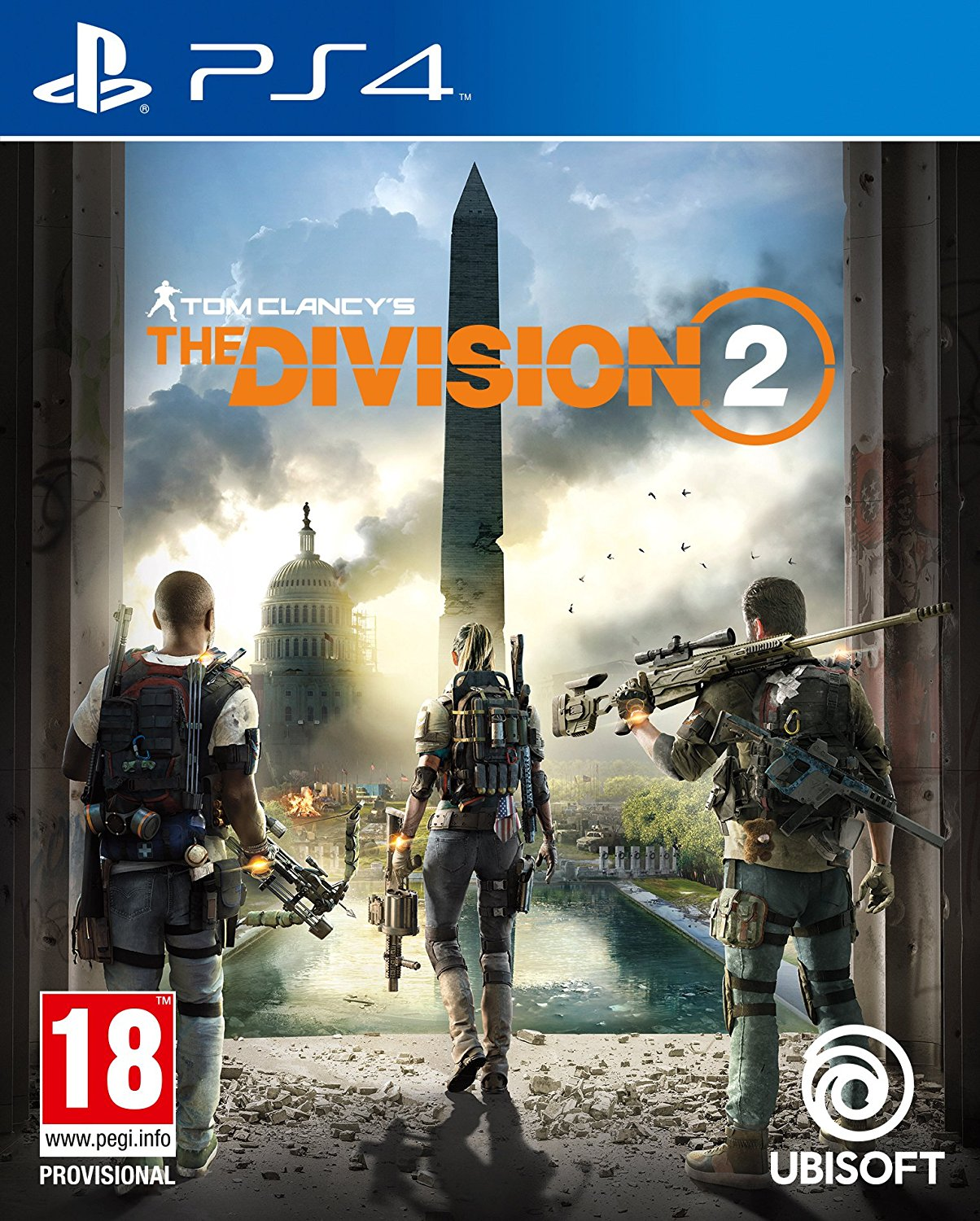 Tom Clancy's The Division 2 - PS4