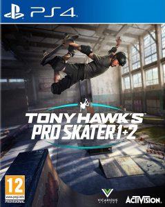 Tony Hawk's Pro Skater 1 + 2 - PS4