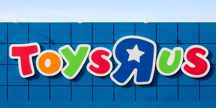 Toys R Us Sign : Toys r us liquidation sales are imminent wholesgame