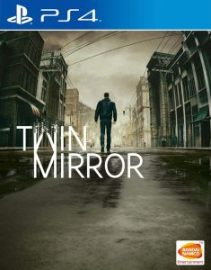 Twin Mirror - Reveal - PS4