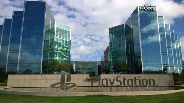 US PlayStation HQ