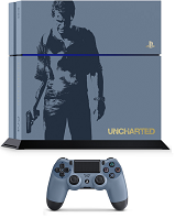 Sony Unveils Uncharted 4 PS4 Bundle