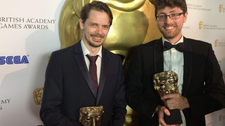 Uncharted 4 Developers BAFTA
