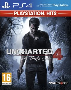 Uncharted 4: A Thief's End PlayStation Hits – PS4