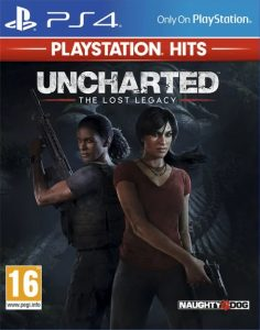 Uncharted: The Lost Legacy PlayStation Hits Edition