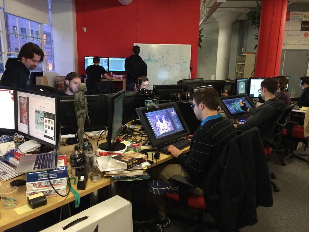 how developers make video games