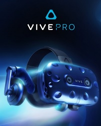 HTC announce new Vive Pro headset