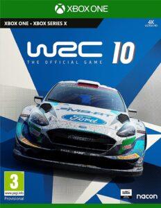 WRC 10 - Xbox One