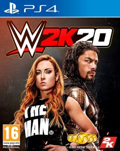 WWE 2K20 New Year bug fixed