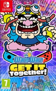 Warioware Get It Together! - Switch
