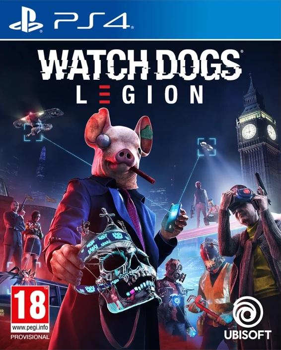 Watch Dogs - Legion - Reveal - PS4