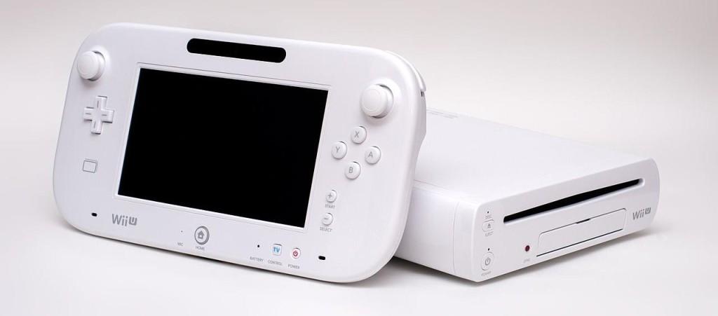 Wii-U Console