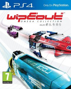 WipEout: Omega Collection releases and takes the top