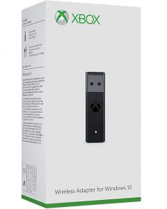 Wireless Adapter for Windows 10 (Xbox One)