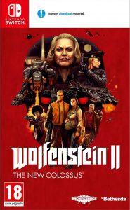 Wolfenstein 2 The New Colossus - Switch