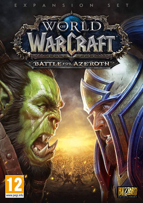 World of Warcraft Battle of Azeroth - PC