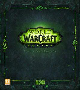 World of Warcraft Legion - Collectors - PC
