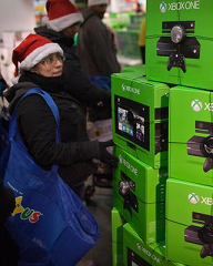 2015 Holiday Gaming Sales