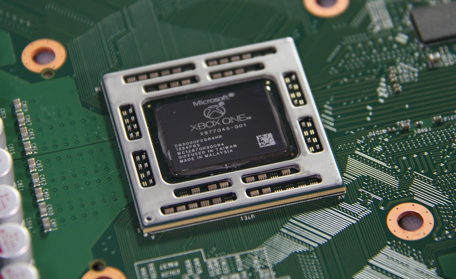 Xbox One Motherboard