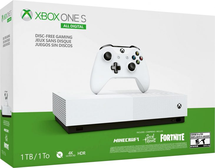 Buy Xbox One S All-Digital Edition