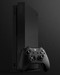 Microsoft reveal Xbox One X Project Scorpio Edition