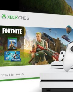 Microsoft announce official Xbox Fortnite bundle