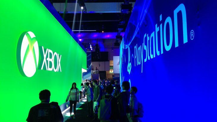 Xbox - PlayStation