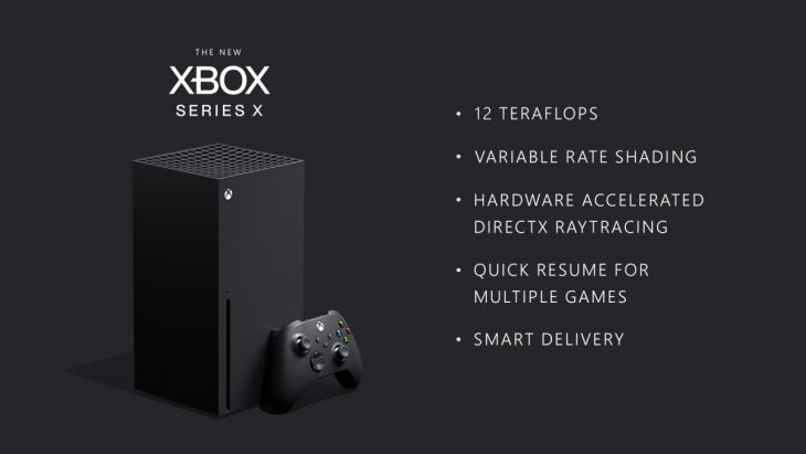 Xbox Series X - Characteristics